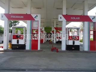 pom bensin dijual