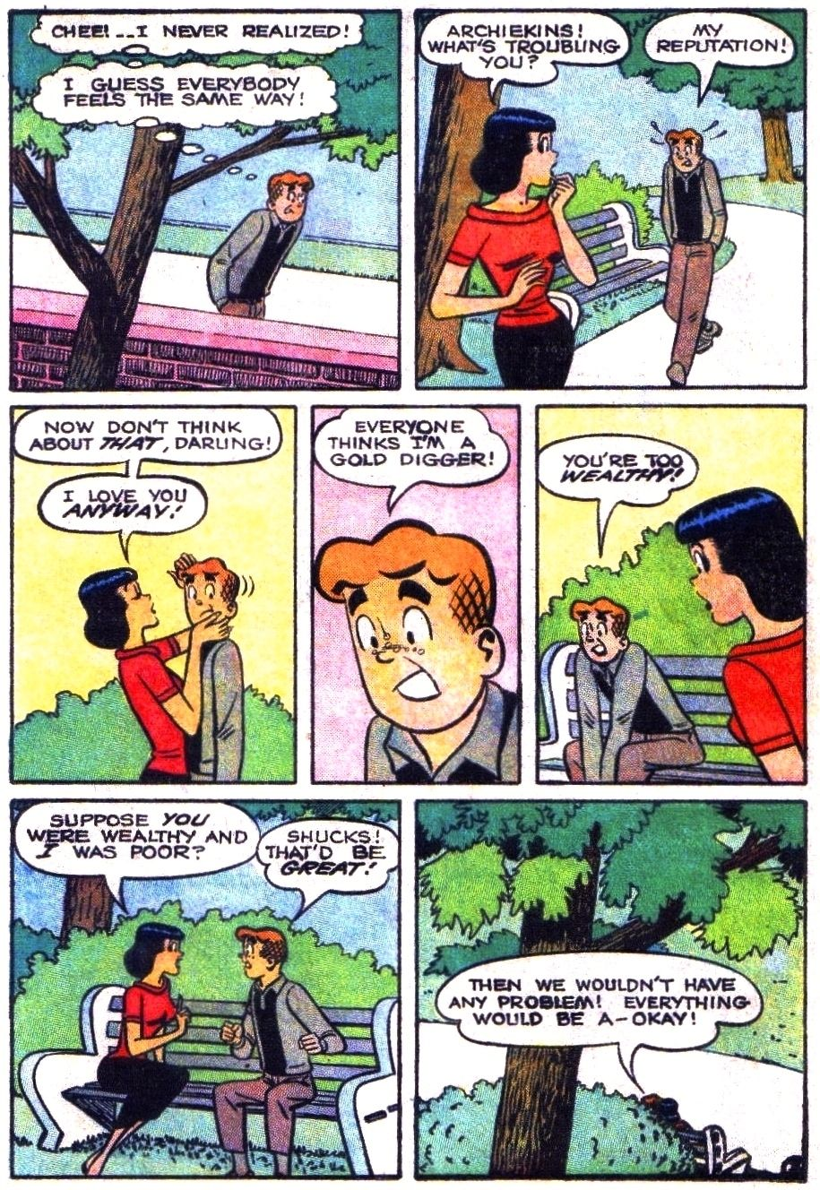 Read online Archie (1960) comic -  Issue #139 - 22
