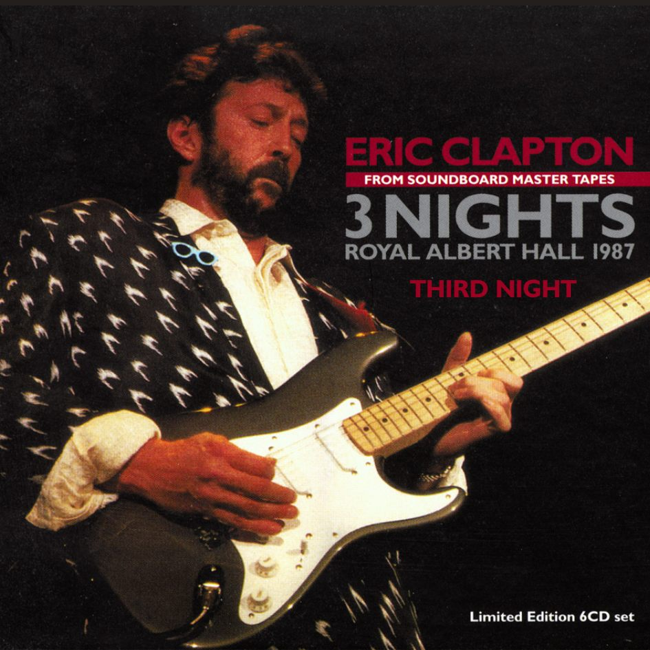 t u b e eric clapton with mark knopfler 1987 01 12 london uk sbd flac. Black Bedroom Furniture Sets. Home Design Ideas