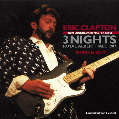 Eric Clapton White Room  Nights