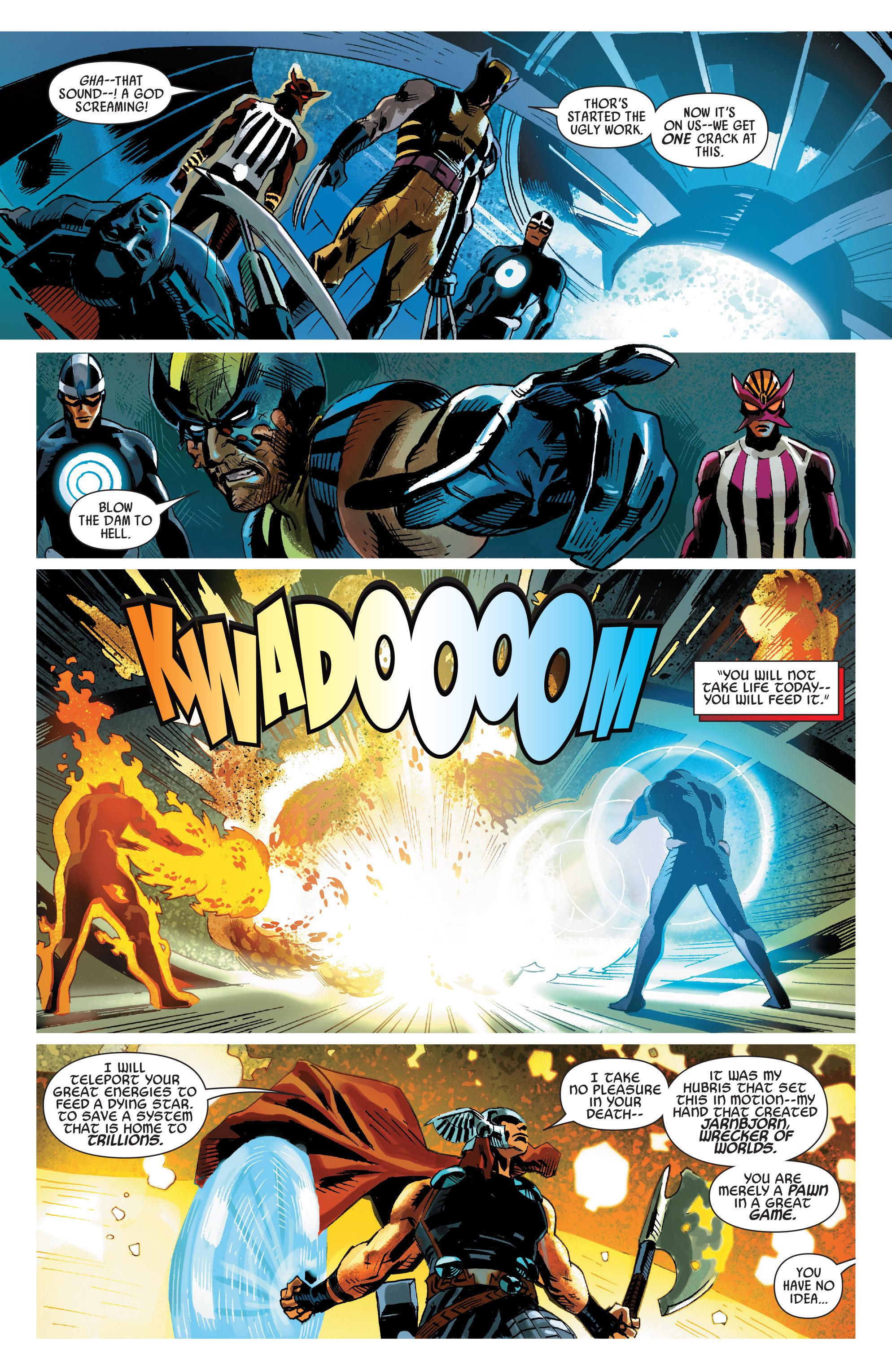 Read online Uncanny Avengers (2012) comic -  Issue #21 - 16
