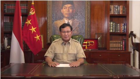 Indonesia di Mata Prabowo Subianto, Dahulu dan Sekarang! Dan, Apa yang Dilakukannya?