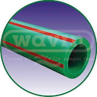 Jual Pipa Tigris Green Wavin Murah