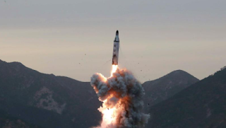 US Threatens Decisive Response As North Korea Fires ANOTHER Failed Ballistic Missile Just Hours After Donald Trump Warned Of 'Major Conflict' With Rogue State