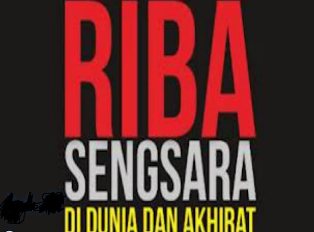 Pengertian Riba, Hukum dan Dalilnya dalam Al Quran