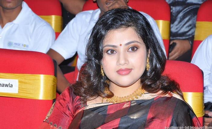 meena at tsr tv film awards