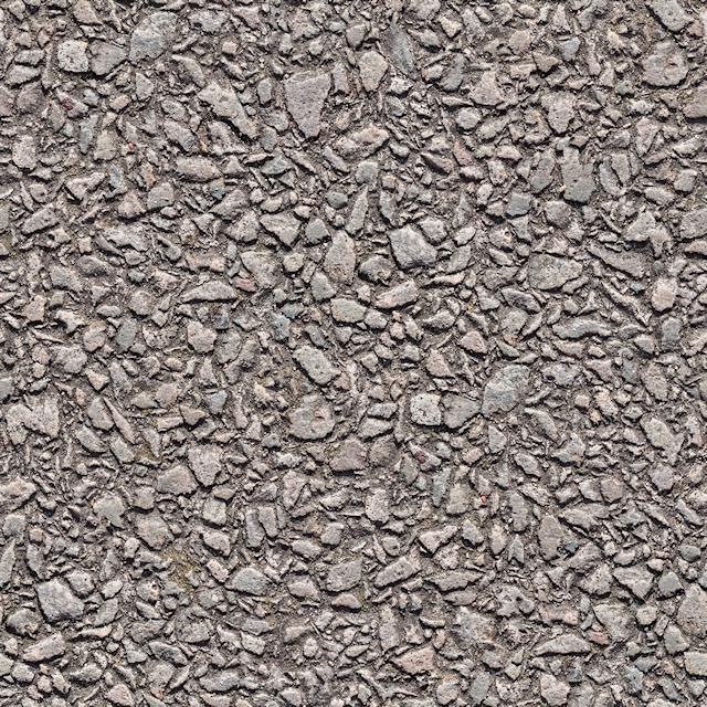 Asphalt seamless stones texture 2048 x 2048