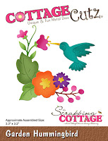 http://www.scrappingcottage.com/cottagecutzgardenhummingbird.aspx