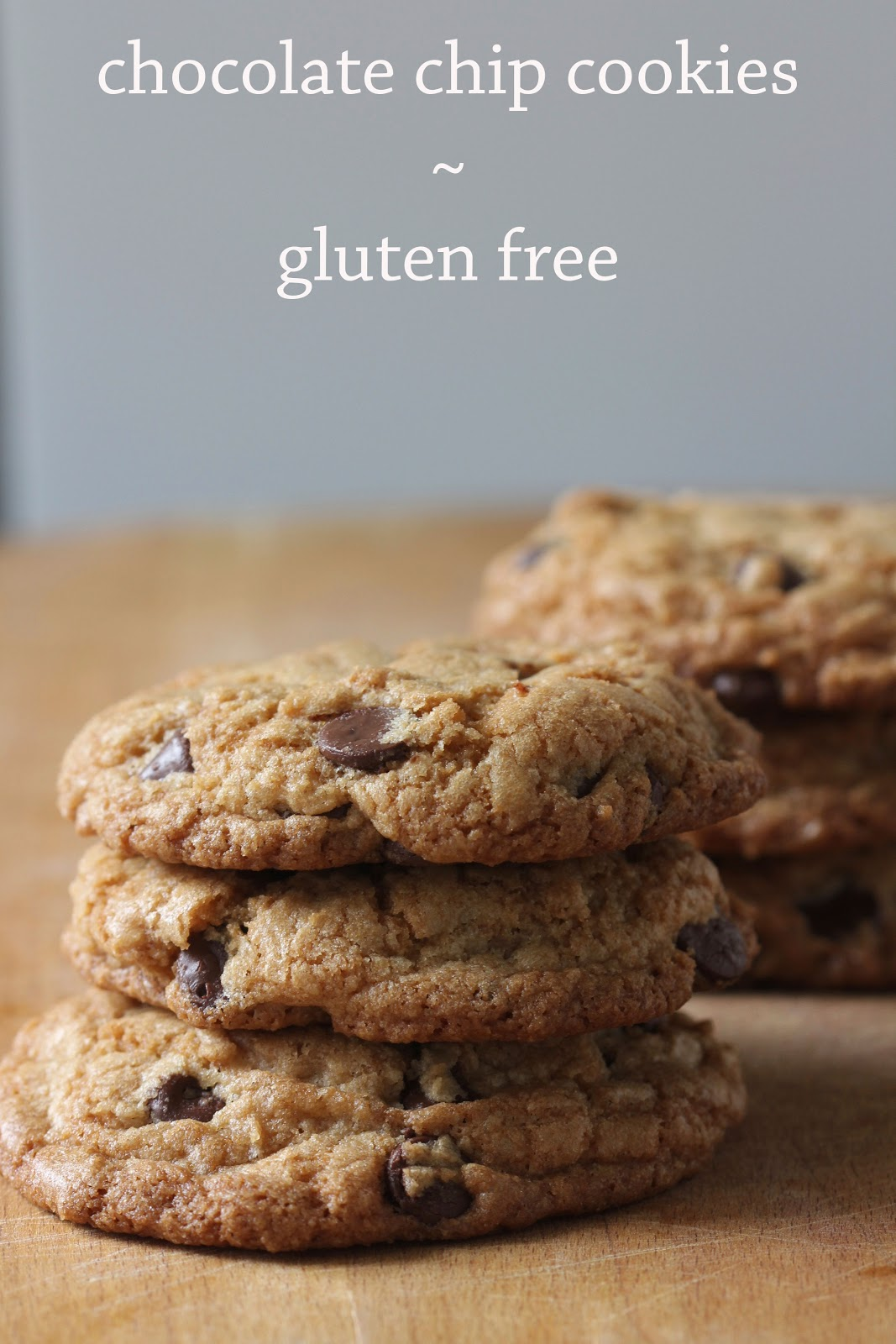 Chocolate Chip Cookies, Gluten Free | Ridgely's Radar
