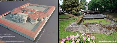 trier barbara termas guia brasileira roma - Trier, a cidade romana mais antiga da Alemanha