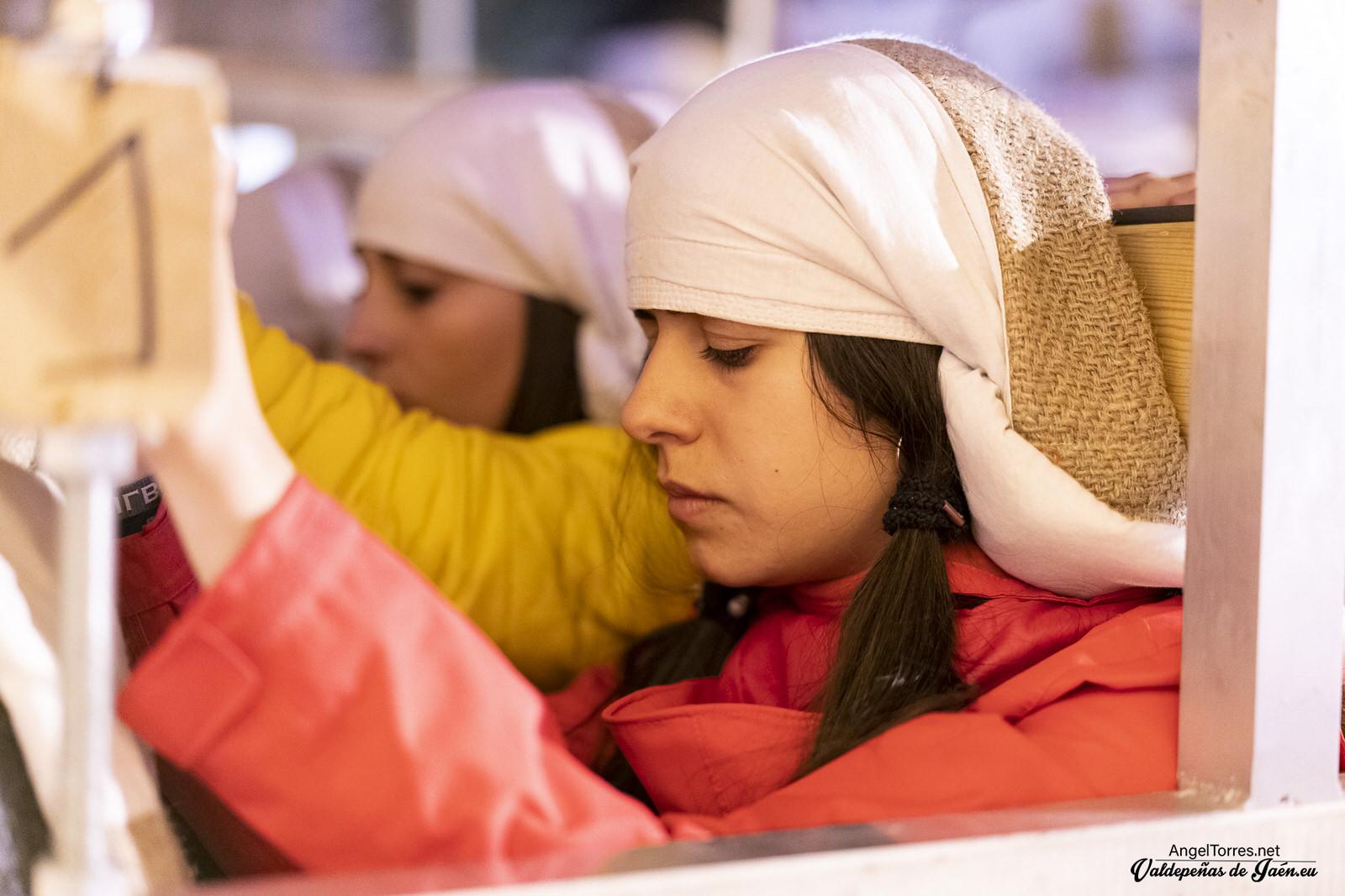 Costaleras de Valdepeñas de Jaén - Ntra Sra de las Angustias