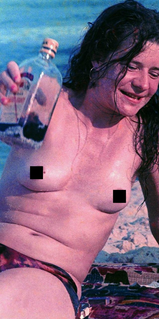 The Lost Janis Joplin Topless Photos In Copacabana, Rio De -2067