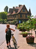 Randonnées cyclotouristes normandie