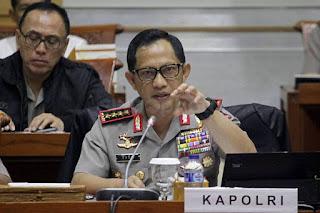 Disindir Anggota Komisi IV DPR Bom Bekasi Adalah Pengalihan Isu, Kapolri: Jangan Ngomong Tanpa Data!