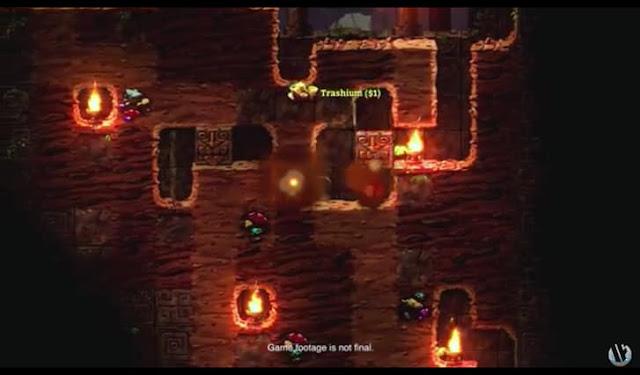 SteamWorld Dig 2 Screenshot-2