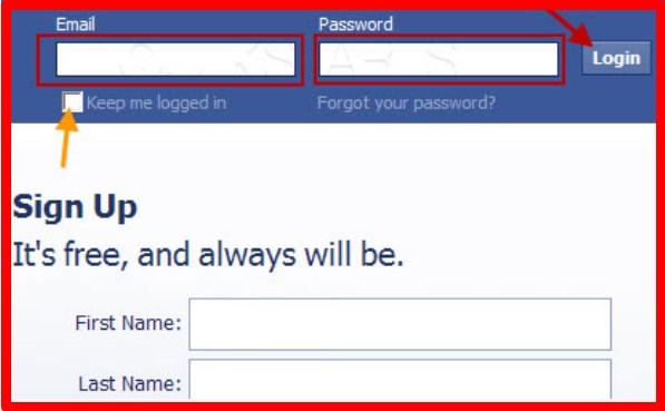 facebook login.com facebook login.com