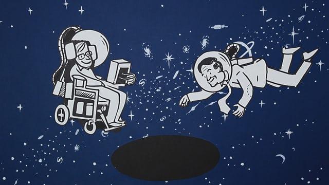 Sobre universos paralelos, veja o último artigo de Stephen Hawking