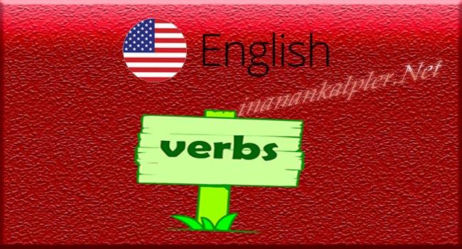 İngilizce Fiiller