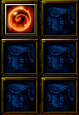 One Piece Marine Defense item Flame essence