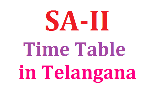 Proc 92 SA-II ( Annual Exms ) Time Table in Telangana | Summative Assessment II Time Table released Vide Procedding No 92 Dated 23.01.2017 | New Academic Years Starts from 21.03.2017 in Telangana Clarification issued along with SA-II Time Table Download here | Download Day wise Schedule for Summative Assessments Time Table as per CCE Schedule announced Before proc-92-sa-ii-annual-exms-time-table-in-telangana-download
