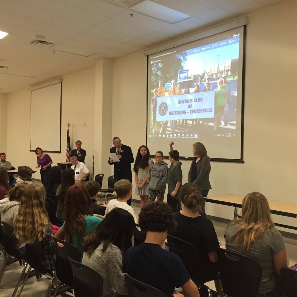 Dayton Stem School: Dayton Regional STEM School News And Events: Builders Club