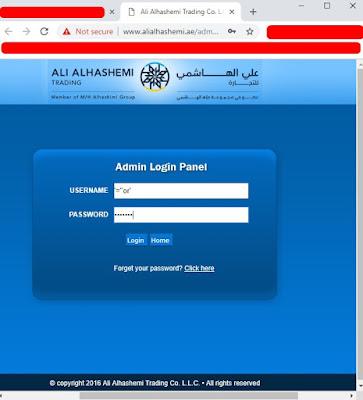 Cara Deface Website: Belajar Deface Dengan Teknik Bypass Admin Login