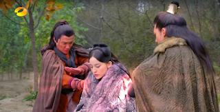 2016 c-drama Classic of Mountains and Seas episode recap