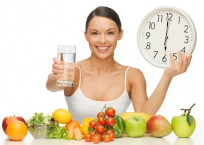 Menjaga Pola Makan Sehat