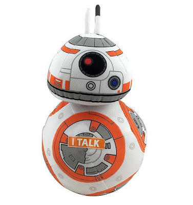 BB 8 Talking Plush