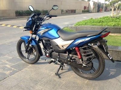 Honda CB Shine SP image