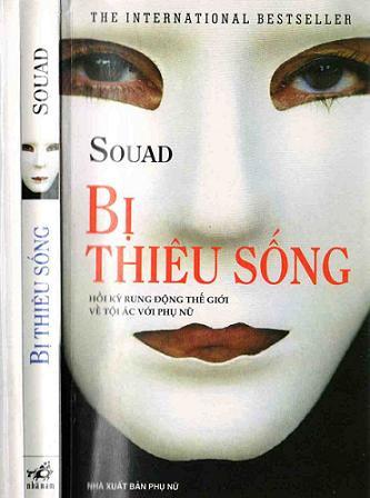 Truyện audio, sách nói: Bị Thiêu Sống -  Souad