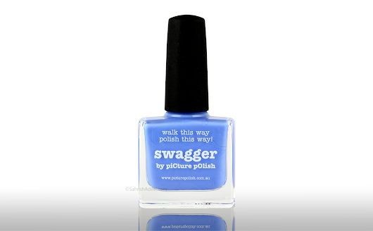 Swagger by Picture Polish - Review & Swatch