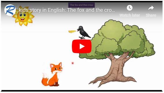 fox story in english