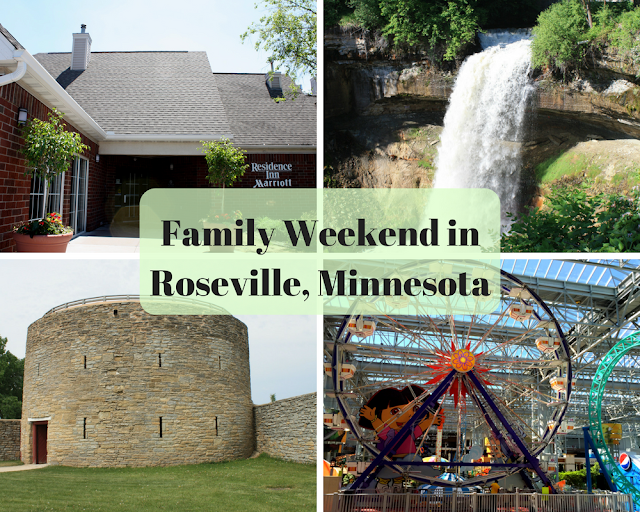 Family Weekend Adventure In and Around Roseville, Minnesota