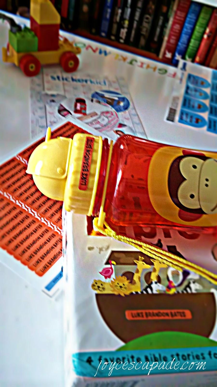 Toys N Joys Website : Discover stickerkid pack of stickers joy n escapade