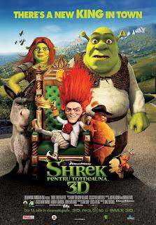 Shrek pentru totdeauna online dublat in romana
