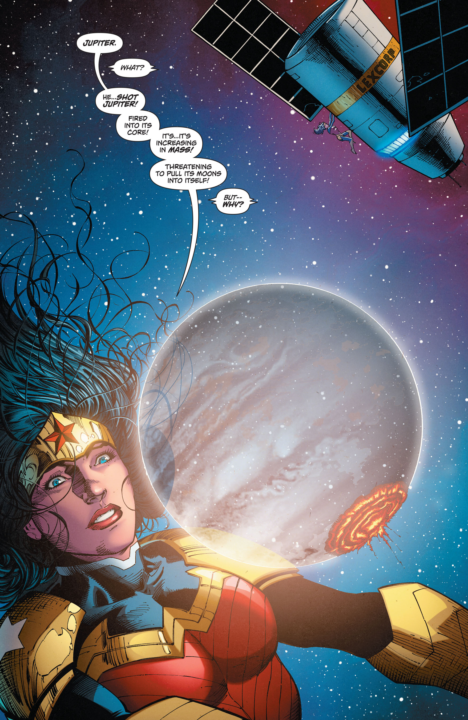 Read online Action Comics (2011) comic -  Issue #49 - 21