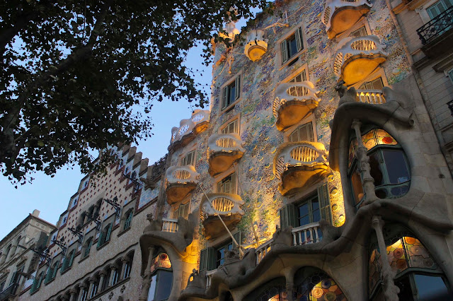 Casa Battlo | Passeig de Gracia  | Chichi Mary Blog