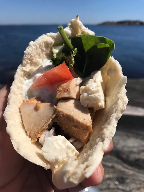 Grekiska tacos