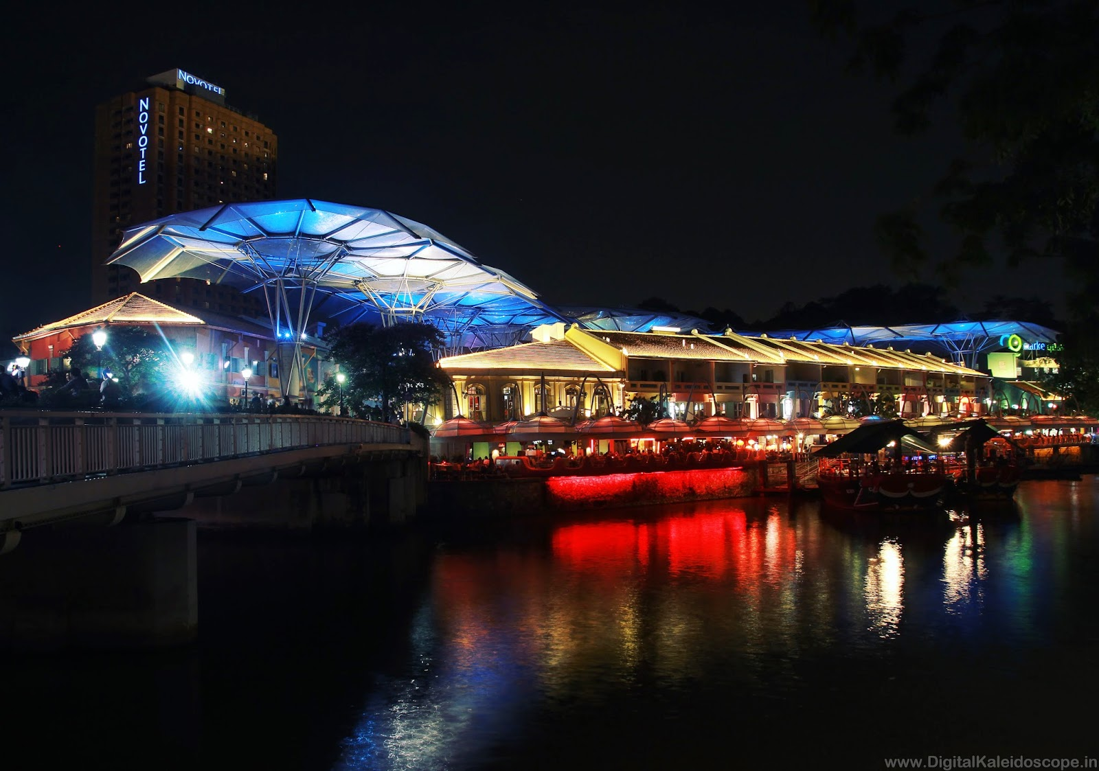 Clarke Quay Travel Blog