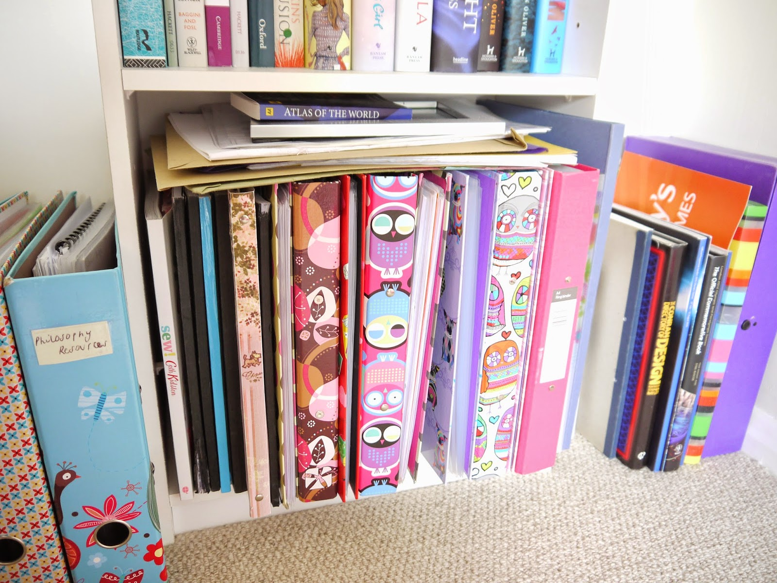 whats on my bookshelf