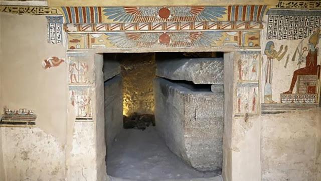 Zbulohet varr me mace të mumifikuara, minj dhe kafshë të tjera në Egjipit