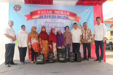 Kemeriahan Pasar Murah Perhubungan 2018 di Semarang