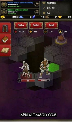 Dungeon Adventure Heroic Ed Gameplay Inside Dungeon