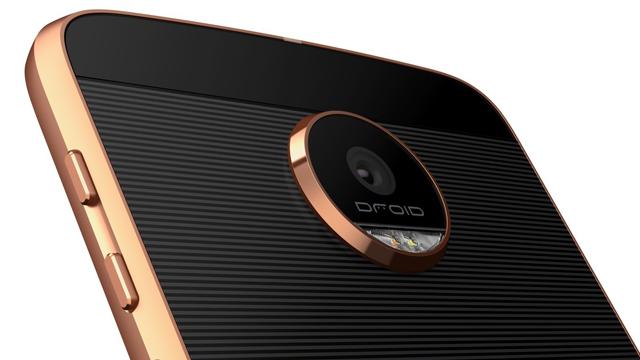 Imagens do suposto Moto Z Play