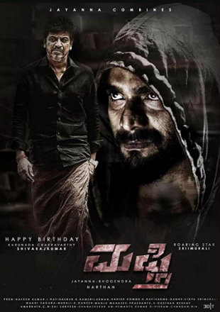 poster of Mufti 2017 Hindi Dubbed Movie Download 720p HD