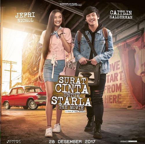 Nama Nama Pemain Film Surat Cinta Untuk Starla The Movie Info Artis Musik Dan Televisi