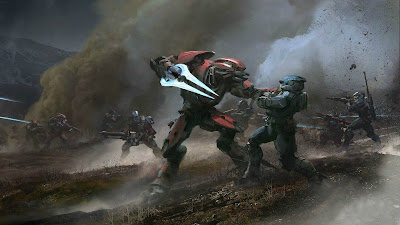 halo reach hd resolution wallpaper
