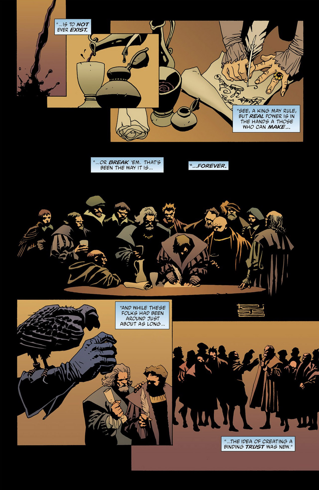 Read online 100 Bullets comic -  Issue #50 - 14