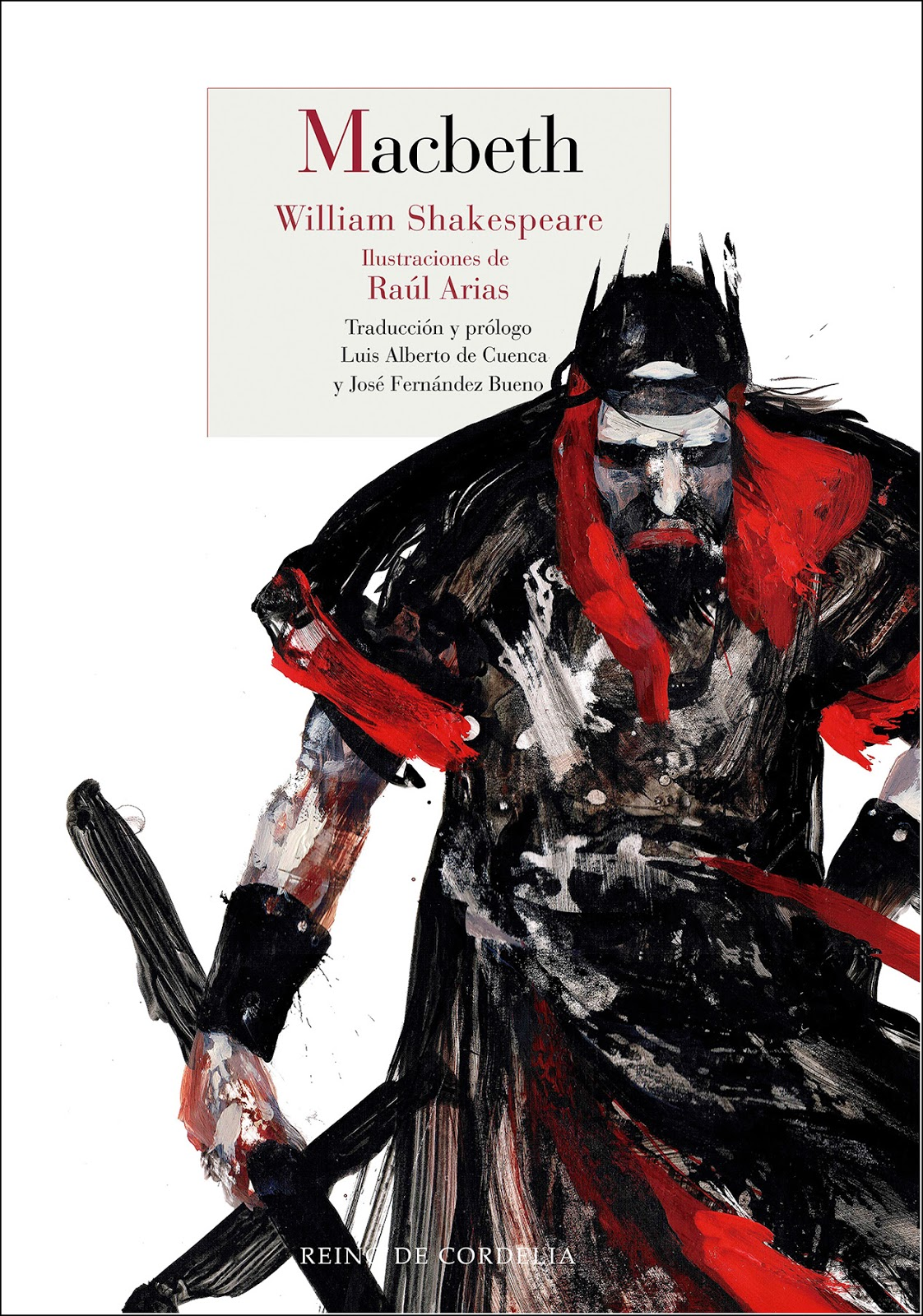 an analysis of macbeth as the butcher in macbeth by william shakespeare
